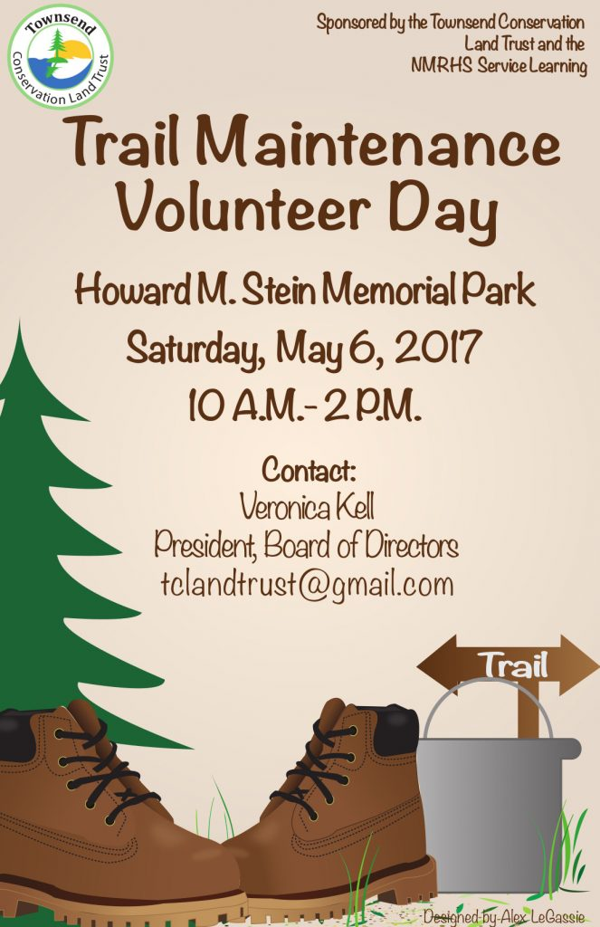 Howard M. Stein Memorial Park Trail Maintenance Volunteer Day