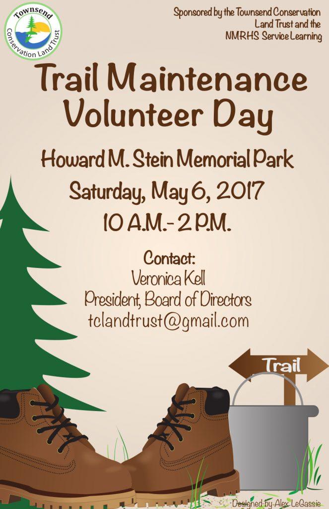 Howard M. Stein Memorial Park Trail Maintenance Volunteer Day
